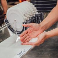 Almacenar energía en sal: el ambicioso proyecto de Alphabet que cuenta con el apoyo de Jeff Bezos, Bill Gates y Michael Bloomberg