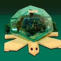 La tortuga que nos enseñó a programar: la historia de Logo, el primer lenguaje de programación diseñado para niños