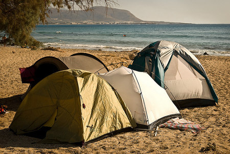 Camping, una alternativa saludable y natural para estas vacaciones