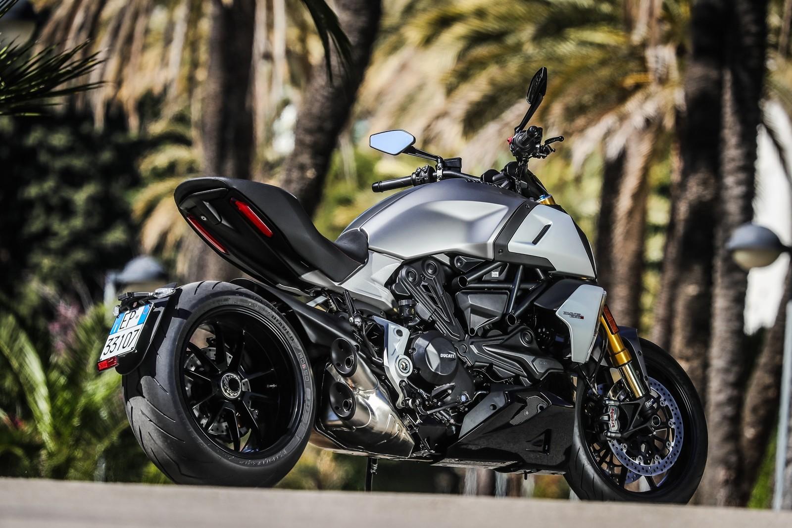 Foto de Ducati Diavel 1260 S 2019, prueba (41/59)
