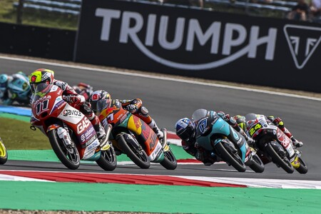 Sergio Garcia Assen Moto3 2021