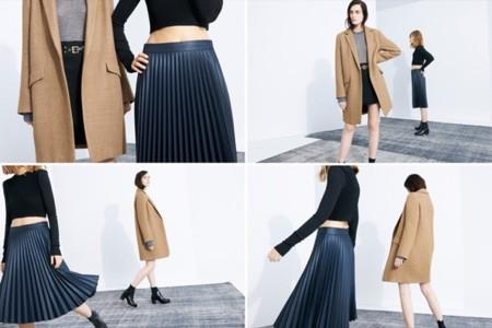 Zara colección de agosto otoño-invierno 2013: ¡que termine ya el verano!