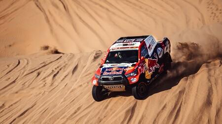 Al Attiyah Dakar 2021