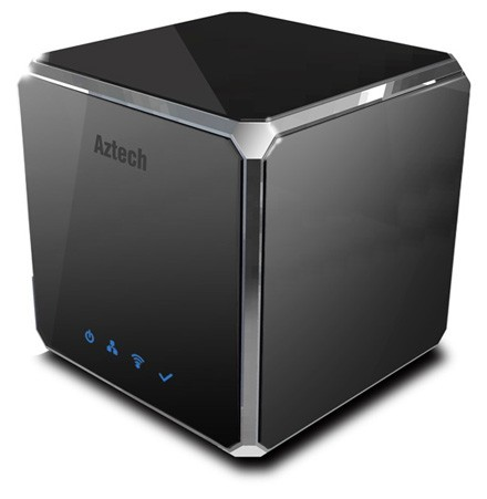Aztech WL850MS, streaming en HD