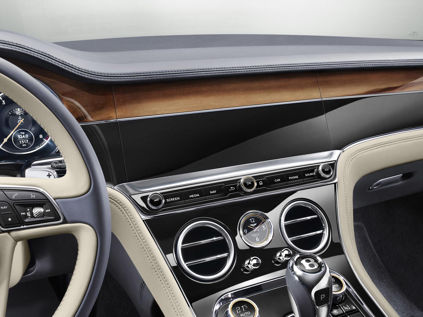 Foto de Bentley Continental GT 2018 (23/36)
