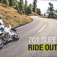 ¿Rodar cuatro días por California de gratis? Sí, es posible con en el Husqvarna 701 Ride Out