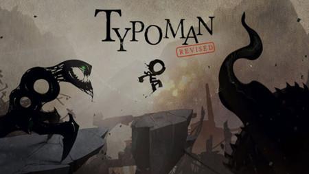 Typoman ya se encuentra disponible en Steam y en oferta por su lanzamiento