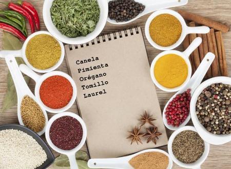 10 buenas razones para sumar hierbas y especias a tus platos