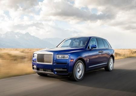 Rolls-Royce logra sus mejores ventas en más de un siglo gracias a Cullinan