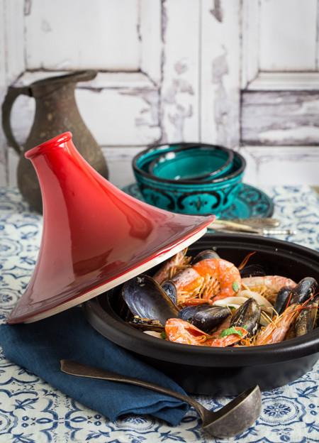 Paseo por la Gastronomía de la Red: 13 recetas muy marineras