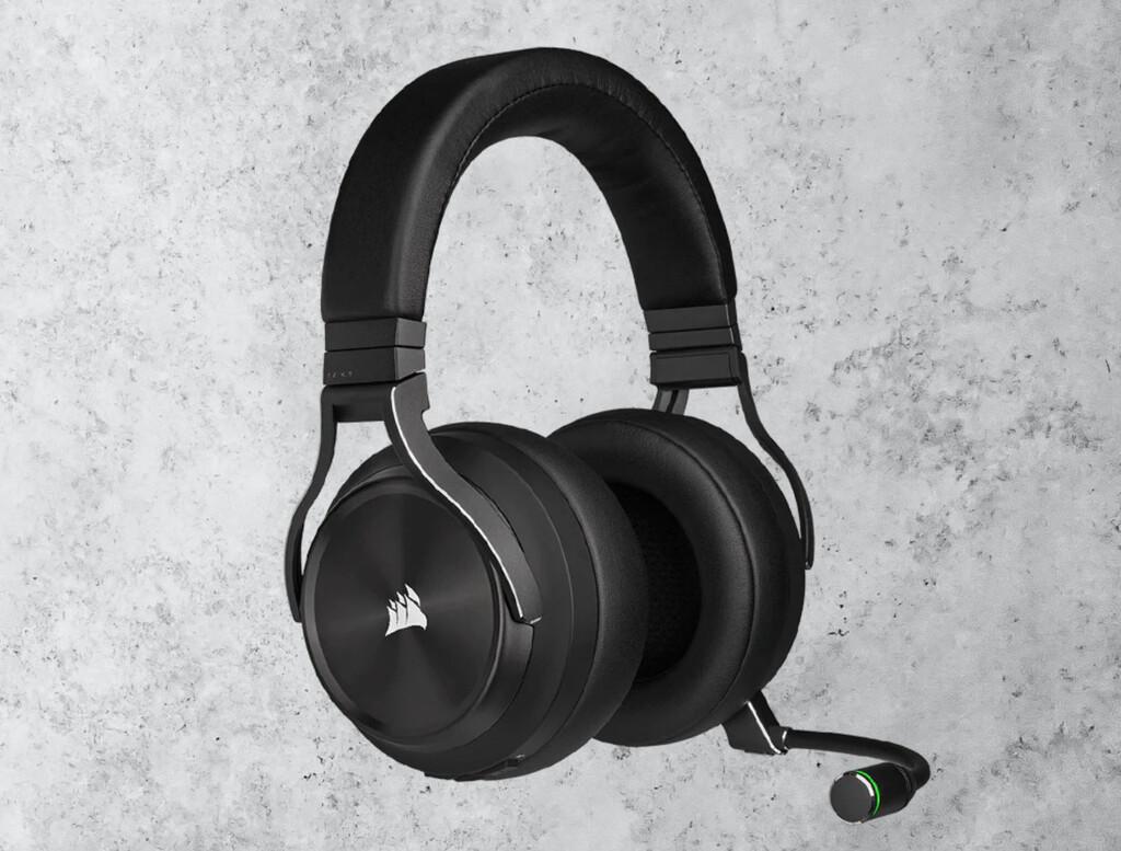 CORSAIR presenta los VIRTUOSO RGB Wireless XT: auriculares con audio de Alta Definición y con conexión Bluetooth, USB y minijack