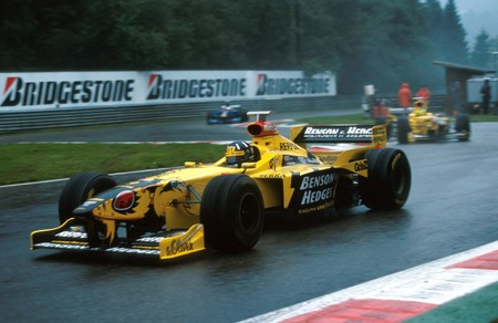 Hill Spa F1 1998
