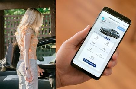 Tu próximo Hyundai Sonata podrá ser activado con tu smartphone