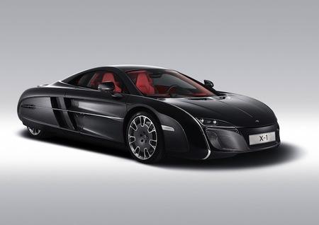 Un McLaren único: el X-1