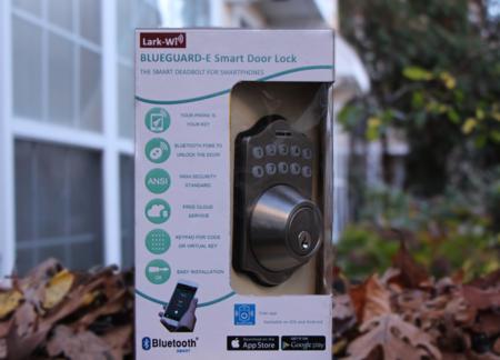 Blueguard-E, una cerradura electrónica Bluetooth para nuestro hogar digital