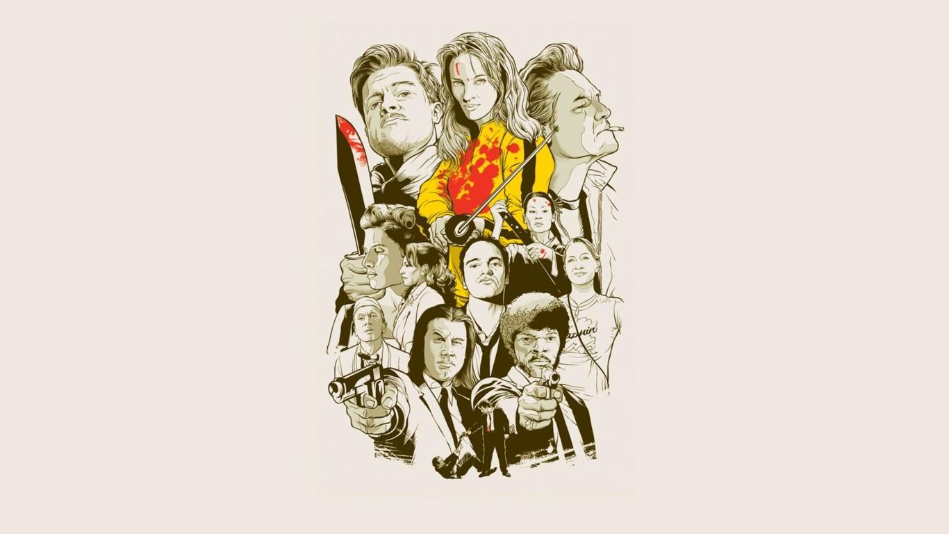 Así es el mundo conectado de las películas de Tarantino (y estos son sus guiños)