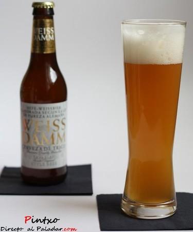 Cata de cerveza Weiss Damm