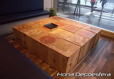 Hemos visto... una mesa orgánica, original y práctica