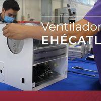 México por fin tiene respiradores mecánicos desarrollados por Conacyt: sus nombres son Ehécatl 4T y Gätsi