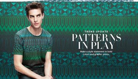 Nos encanta la fiebre de H&M por los estampados para esta Primavera 2013
