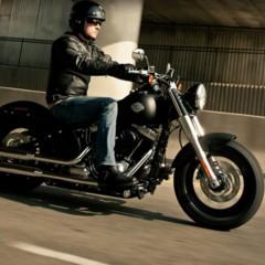 Foto 1 de 9 de la galería harley-davidson-fls-softail-slim en Motorpasion Moto