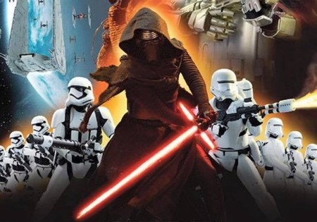 'Star Wars: El Despertar de la Fuerza', primeros carteles