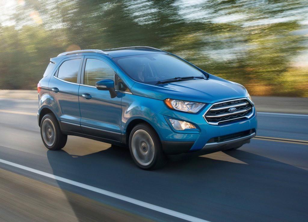 Foto de Ford EcoSport 2018 (4/7)