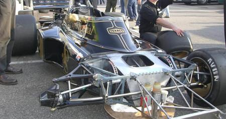 Lotus F1 Frenos Inboard
