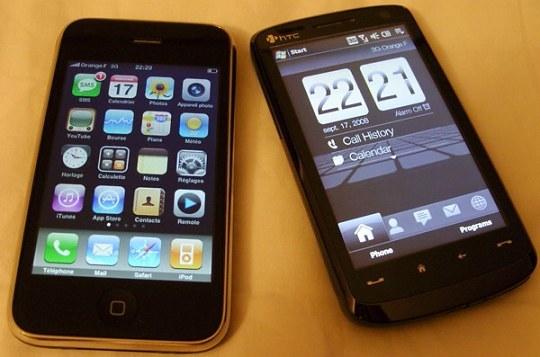 Foto de HTC Touch HD (16/16)