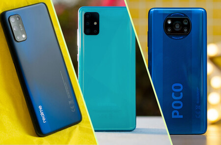 Los mejores móviles por menos de 300 euros