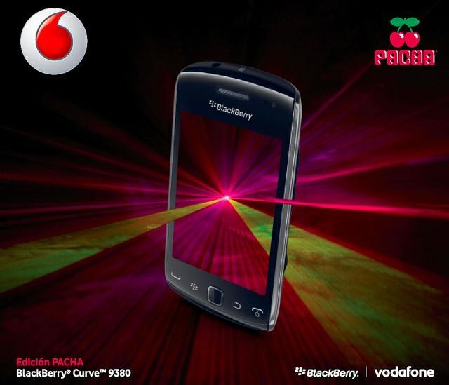 Blackberry 9380 Pacha Vodafone