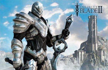 Infinity Blade II, el videojuego exclusivo de iOS con gráficos de los que te dejan sin aliento