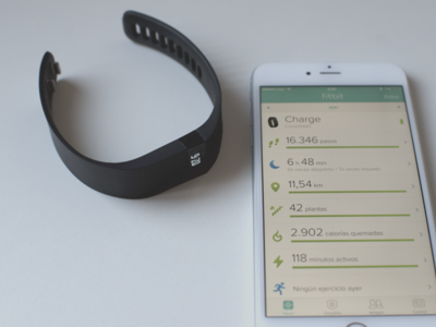 Fitbit Charge, análisis