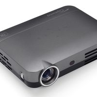 Optoma IntelliGo-S1, un proyector LED portátil con Android, WiFi, Bluetooth y reproductor multimedia integrado