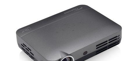 Optoma IntelliGo-S1, un proyector LED portátil con Android, WiFi, Bluetooth y reproductor multimedia integrado