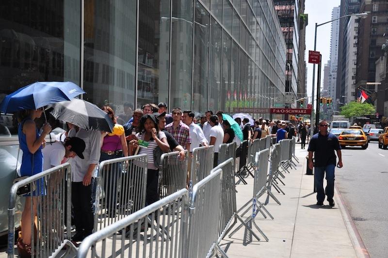 Foto de Lanzamiento iPhone 4 en Nueva York (44/45)