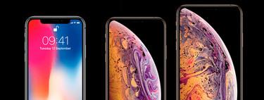 Del iPhone X al iPhone Xs: esto es todo lo que ha cambiado