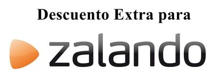 Código descuento Extra para productos rebajados de Zalando