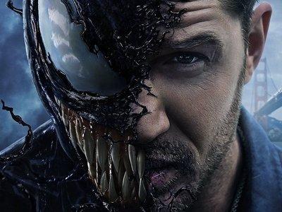 'Venom' estrena su primer y brutal tráiler, donde finalmente nos dejan ver cómo lucirá el simbionte