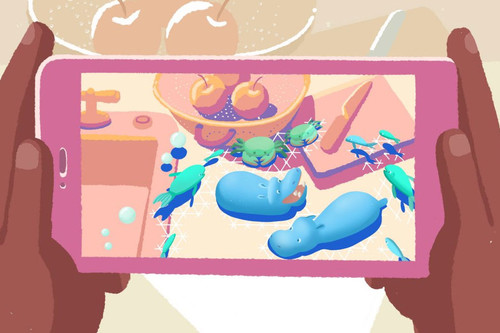 11 apps que le sacan todo el partido a la realidad aumentada en tu móvil