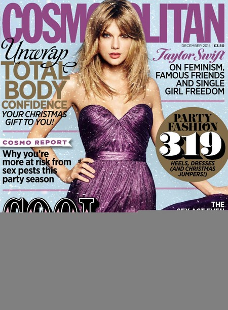 Cosmopolitan UK: Taylor Swift