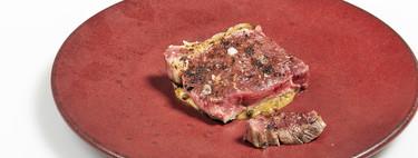 Tres ideas del chef Jeremy Chan para sacar mayor brillo a la carne de vaca madurada (incluso en postres)