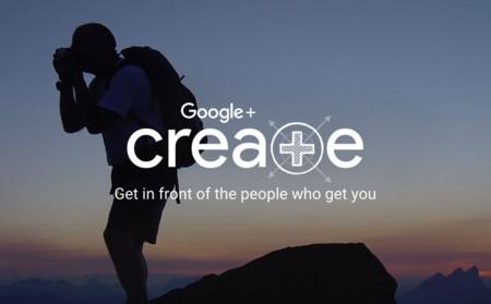 Google+ anuncia su programa Create, con el que quiere premiar a sus usuarios más activos