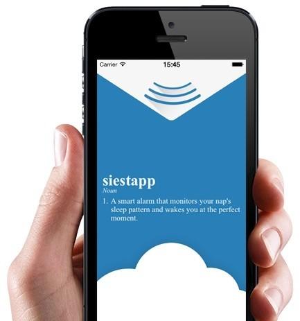 SiestApp facilita echar la siesta el tiempo justo de reponer energías