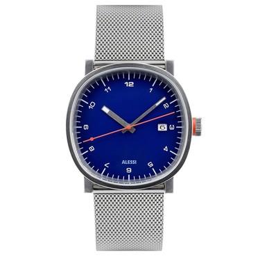 El nuevo reloj de Piero Lissoni y Alessi: la belleza de lo simple