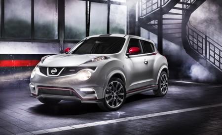 La versión de producción del Nissan Juke Nismo se verá en Le Mans
