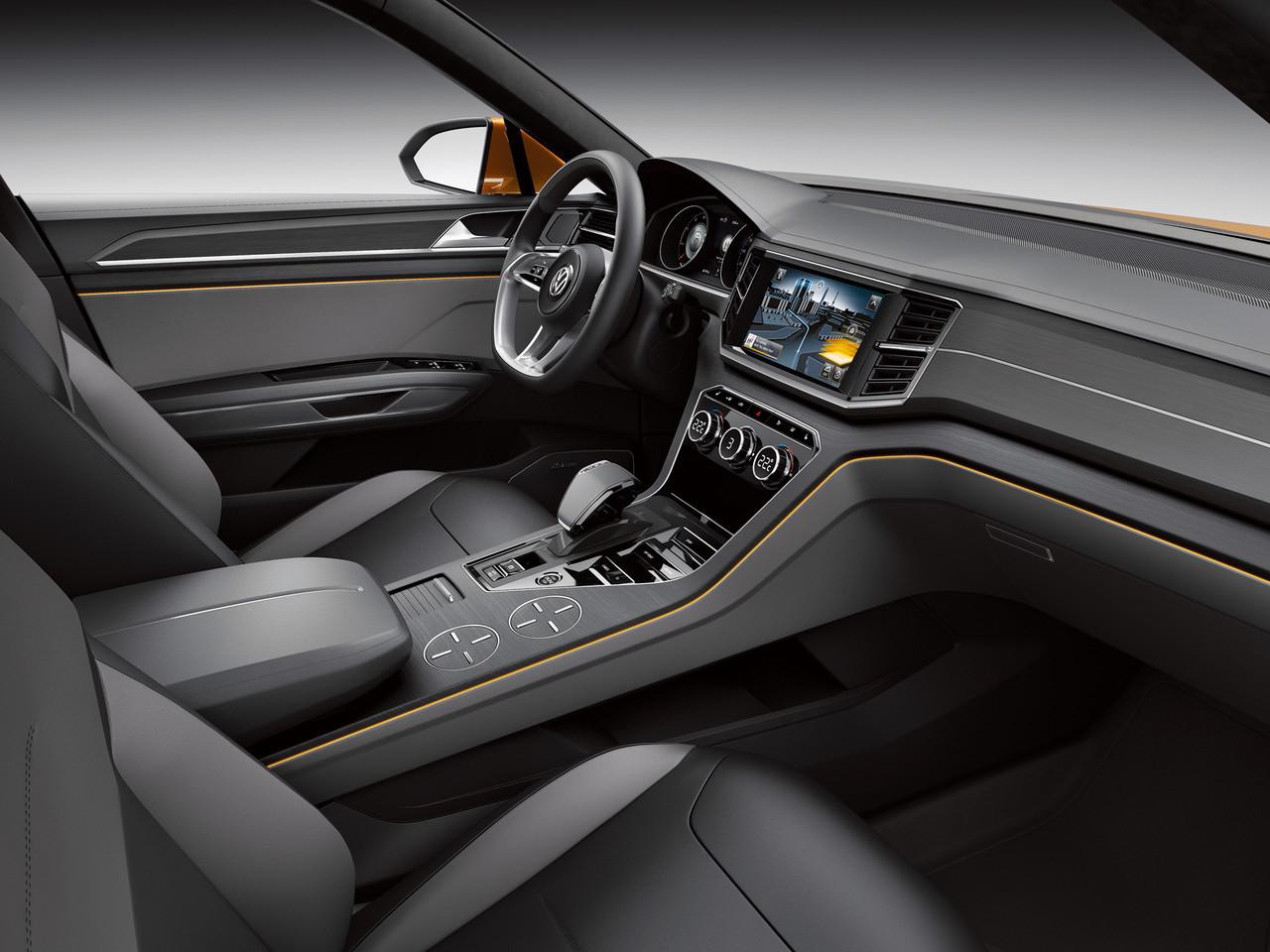 Foto de Volkswagen CrossBlue Coupe Concept (10/25)