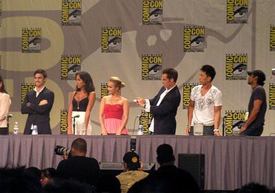 Comic-Con 2008: Heroes, Perdidos, Dollhouse, Fringe, Battlestar Galactica y más
