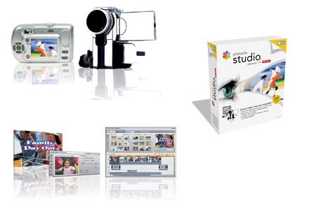 Packs adicionales para crear contenido en Pinnacle Studio 11