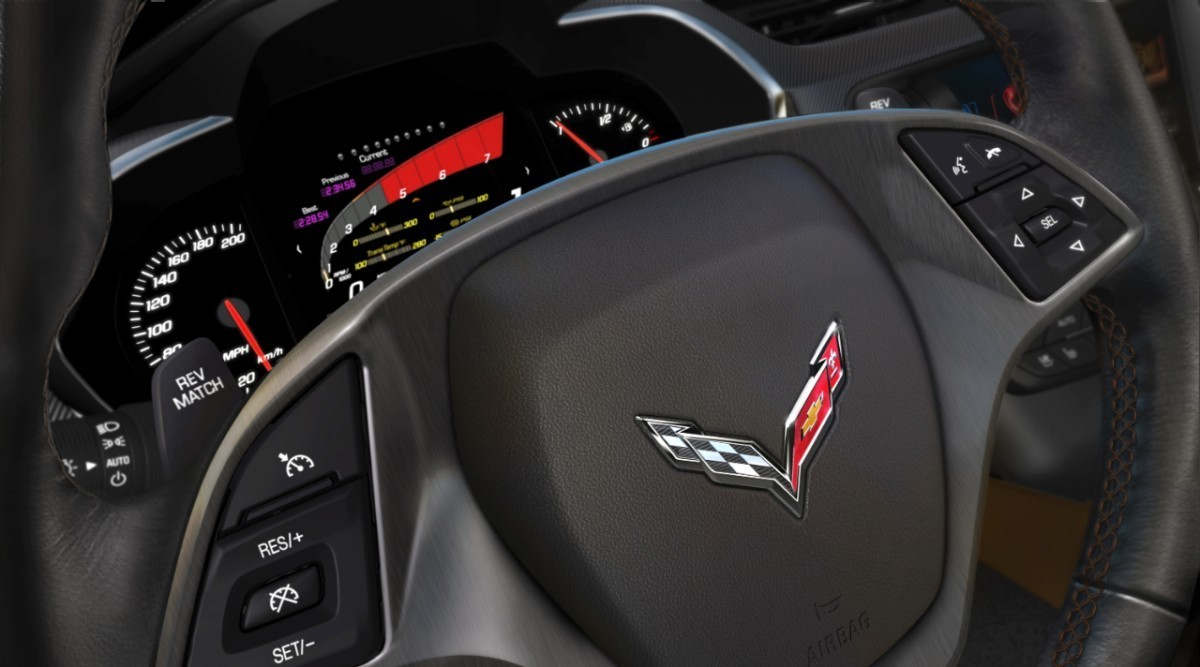 Foto de 2014 Chevrolet Corvette Stingray (37/43)